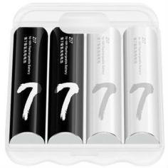 Аккумуляторы ZMI AAA ZI7 Ni-MH 4шт от Foxtrot