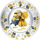 Тарелка десертная ОСЗ Миньоны 19.6 см (16с1914 4ДЗ Миньоны) от Foxtrot