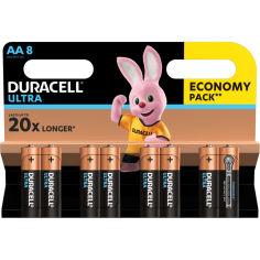 Батарейка DURACELL LR06 KPD 08*12 Ultra уп. 1x8 шт. (5004807) от Foxtrot
