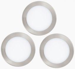 Набор точечных светильников (набор из 3-х шт) EGLO Fueva 1 EG-94734 от Rozetka