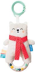 Развивающая игрушка-подвеска Taf Toys коллекции Полярное сияние - Белый медвежонок (12315) (605566123158) от Rozetka