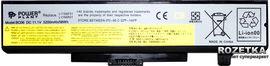 Аккумулятор PowerPlant для Lenovo G580 Series Black (11.1V/5200mAh/6Cells) (NB00000276) от Rozetka