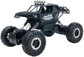 Акция на Автомобиль на р/у Sulong Toys 1:14 Off-Road Crawler Where The Trail Ends Матово-черный (SL-121RHMBl) от Rozetka