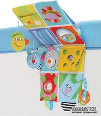 Акция на Развивающий центр для кроватки Веселые Друзья Taf Toys (11655) от Rozetka