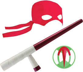 Набор оружия TMNT Снаряжение Рафаэля серии «Эволюция Черепашек-Ниндзя» (82054) (043377820543) от Rozetka