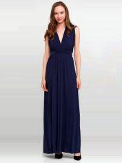 Платье H&M 12-6447978 L Темно-синее (PS2000000863290) от Rozetka