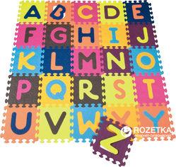 Детский коврик-пазл Battat ABC 26 элементов (BX1210Z) от Rozetka