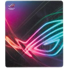 Игровая поверхность ASUS ROG Strix Edge Gaming Mouse Pad (90MP00T0-B0UA00) от MOYO