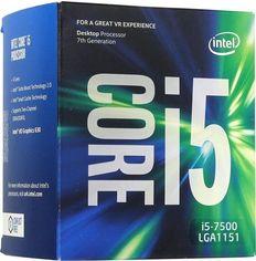 Процессор Intel Core i5-7500 3.4GHz/8GT/s/6MB (BX80677I57500) s1151 BOX от MOYO