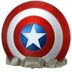 Акция на Портативная акустика eKids/iHome MARVEL Captain America от MOYO