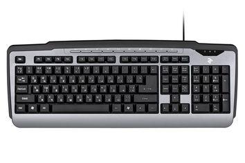 Клавиатура2EKM1010USBGray (2E-KM1010UB) от MOYO