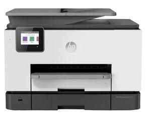 МФУ струйное HP OfficeJet Pro 9020 с Wi-Fi (1MR78B) от MOYO