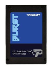 "SSD накопитель PATRIOT Burst 240GB 2.5"" SATA TLC (PBU240GS25SSDR) от MOYO"