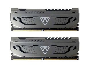 Память для ПК PATRIOT DDR4 3200 16GB KIT (8GBx2) Viper Steel (PVS416G320C6K) от MOYO