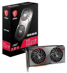 Видеокарта MSI Radeon RX 5500 XT 8GB DDR6 GAMING (RX_5500_XT_GAMING_8G) от MOYO