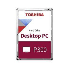 """Акция на Жесткийдисквнутренний Toshiba 3.5"""" SATA 3.0 4TB 5400 128MB P300 (HDWD240UZSVA) от MOYO"""