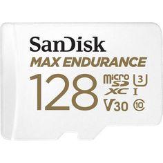 Карта памяти Sandisk microSDXC 128GB Class10 UHS-I U3 Max Endurance R100/W40MB/s от MOYO