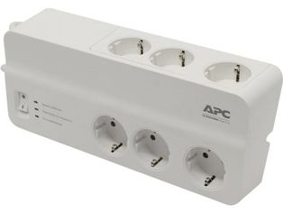 Акция на Фильтр APC Essential SurgeArrest 6 outlets new от MOYO