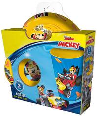Столовый сервиз Herevin Disney Mickey из 3 предметов (162441-800) от Rozetka