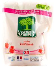 Жидкое средство для стирки L'Аrbre Vert Цветочное пробуждение 2 л (3450601013799) от Rozetka