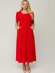 Акция на Платье All Posa Селия 100014 58 Красное от Rozetka