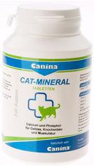 Акция на Поливитаминный комплекс Canina Cat-Mineral Tabs 75 г / 150 таблеток (4027565220922) от Rozetka