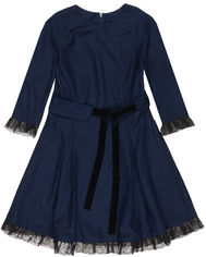 Акция на Платье Timbo Jasmine 140 см 36 р Синее (P032979) от Rozetka