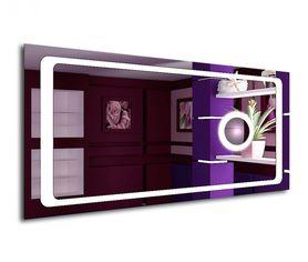 Зеркало J-MIRROR Adele 60x80 линза/свет от Rozetka