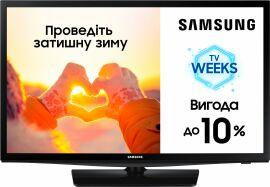 Акция на Телевизор Samsung UE24N4500AUXUA от Rozetka