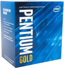 Процессор Intel Pentium Gold G5420 3.8GHz/8GT/s/4MB (BX80684G5420) s1151 BOX от Rozetka