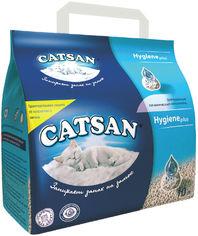 Наполнитель туалетов для кошек Catsan Hygiene plus 5.1 кг (10 л) (4008429694608) от Stylus