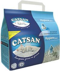 Наполнитель туалетов для кошек Catsan Hygiene plus 2.6 кг (5 л) (4008429008535) от Stylus
