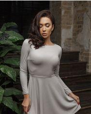 Уютное платье-клеш от Gepur