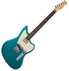 Электрогитара Fender Limited Edition Offset Telecaster RW Hum Ocean Turquoise (227463) от Rozetka