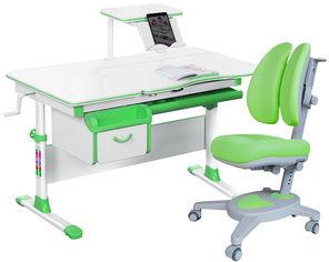 Акция на Комплект Evo-kids Evo-40 Z + кресло Y-115 KZ Зеленый (Evo-40 Z + Y-115 KZ) от Rozetka
