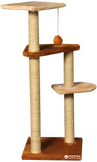 Когтеточка Мур-Мяу Сказка Бежево-коричневая (4823129223202) от Rozetka