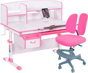 Акция на Комплект Evo-kids Evo-50 PN Pink (Evo-50 PN + Y-408 KP) от Rozetka