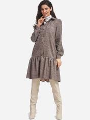Платье ISSA PLUS 11455 M Бежевое (2000269299212) от Rozetka