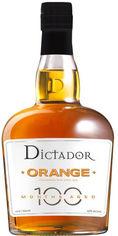 Ром Dictador 100 Months Aged Rum Orange 100 месяцев выдержки 0.7 л 40% (7707284029361) от Rozetka