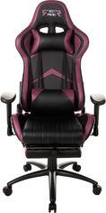 Кресло для геймеров GT RACER X-2534-F Black/Violet от Rozetka