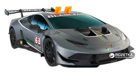 Акция на Игрушка Toy State  Коллекционная серия Lamborghini Huracan LP 620-2 Super Trofeo со светом, звуком и вибрацией 26 см (21723) от Rozetka