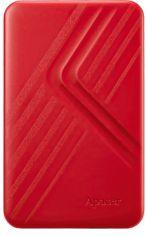 """Акция на Жесткий диск APACER 2.5"""" USB 3.1 AC236 1TB Red (AP1TBAC236R-1) от MOYO"""