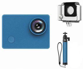 Экшн-камера Xiaomi Seabird 4K Action Camera Set (Blue) от Citrus