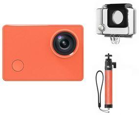 Экшн-камера Xiaomi Seabird 4K Action Camera Set (Orange) от Citrus