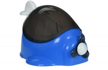 Акция на Детский горшок Qcbaby Самолет синий (QC9905blue) от Stylus