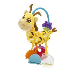 """Акция на Игрушка-погремушка """"Mrs. Жирафа"""" от Chicco"""