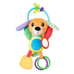 Игрушка-погремушка Mr. Puppy от Chicco