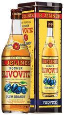 Акция на Бренди R. Jelinek Gold Slivovitz kosher 5 лет выдержки 0.7 л 50% (8595198800751) от Rozetka