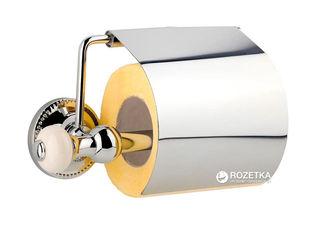 Держатель для туалетной бумаги KUGU Pan (011C) от Rozetka