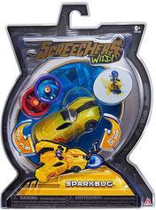 Акция на Машинка-трансформер Скричер Screechers Wild! L 1 - Спаркбаг (EU683116) от Stylus